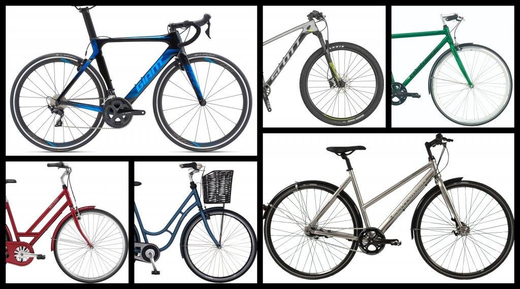 Hvilken type cykel skal jeg vælge?